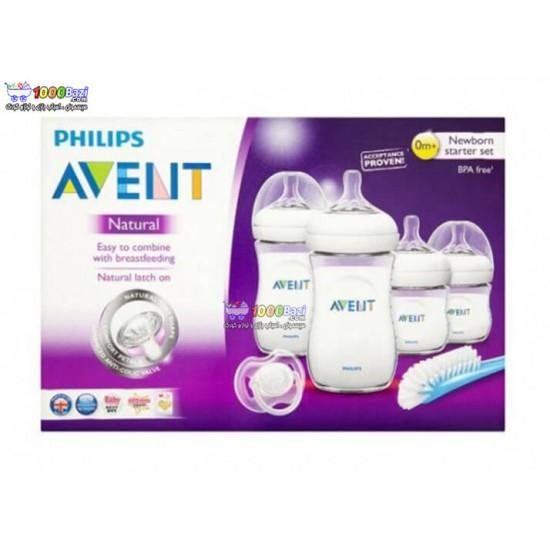 ست آغازین نوزاد نچرال فیلیپس اونت Philips Avent