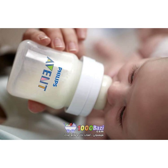 شیشه شیر کلاسیک 125 میلی ضد کولیک Philips Avent