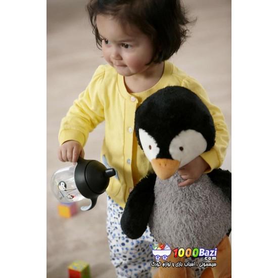 لیوان آبمیوه خوری بدون چکه +18 ماه طرح پنگوئن Philips Avent