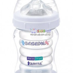 شیشه شیر 170 میل سیل باتل Babisil