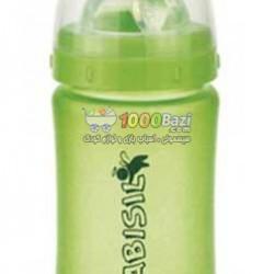 شیشه شیر پیرکس 240 میل با روکش سیلیکون Babisil