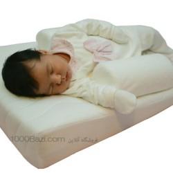 تشک محافظ دار و ضد خفگی نوزاد اصل Baby Jem ترکیه