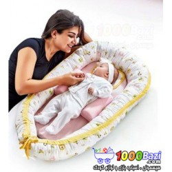 تشک محافظ دار غلتگیر کودک Babyjem