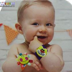 مچ بند و جوراب عروسکی کودک BabyJem