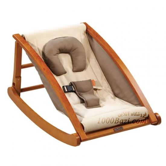 تخت گهواره ای شیب دار نوزادی برند BabyTech