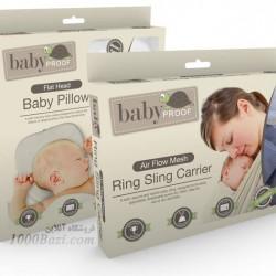 بالش فوم دار محافظ سر نوزاد Baby Pilow