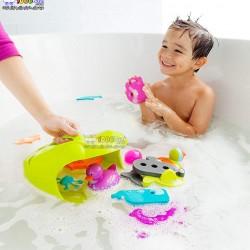 سبد اسباب بازی حمام طرح قورباغه بون Boon