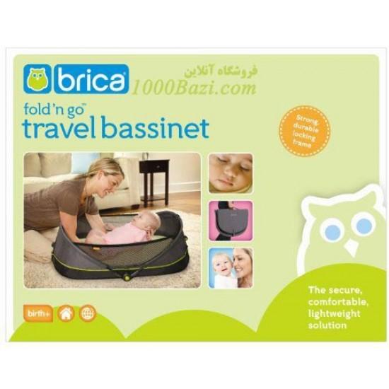 جای خواب مسافرتی نوزاد Brica