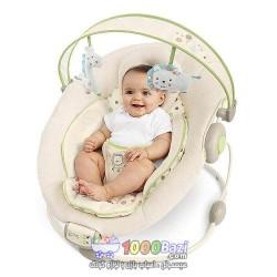 گهواره و نی نی لای لای موزیکال نوزاد Bright Starts