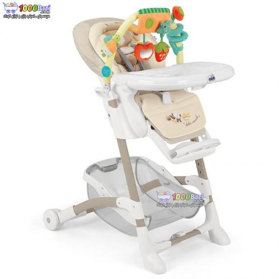 صندلی غذا خوری نوزاد و کودک طرح آویزدار برند کم Cam