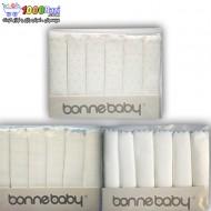 دستمال های 6 عددی نوزاد Bonne Babyh4