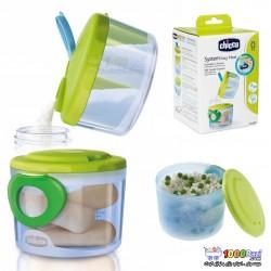 نگهدارنده پودر شیر و انباره غذای کودک Chicco