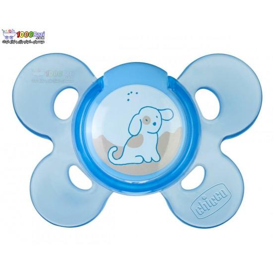 پستانک نوزادی طرح سگ چیکو Chicco