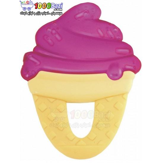 دندانگیر مایع خنک کننده طرح بستنی Chicco