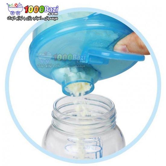ظرف نگهدارنده شیر خشک 250 میل DrBrowns