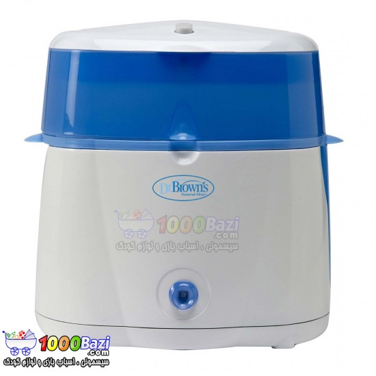 دستگاه استریل برقی شیشه شیر DrBrowns