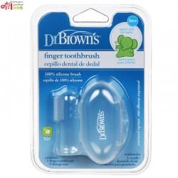 مسواک انگشتی قاب دار دکتر براون Drbrowns