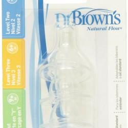 سر شیشه دکتر براون 1و2و3 باریک Dr Browns