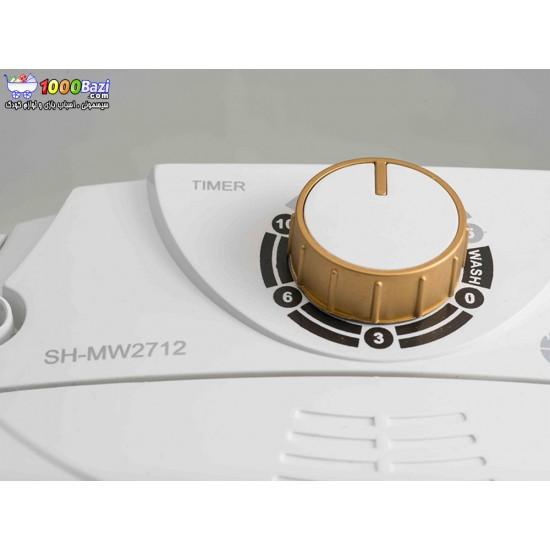 مینی واش مدل General Technic MW2712