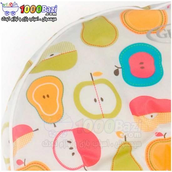 صندلی غذای کودک طرح میوه گراکو Graco Contempo Fruit Salad