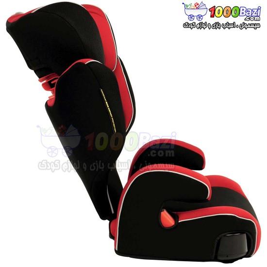 صندلی ماشین کودک قرمز و مشکی گراکو مدل Graco Assure