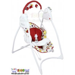 تاب موزیکال ویبره دار نوزاد طرح پروانه گراکو Graco