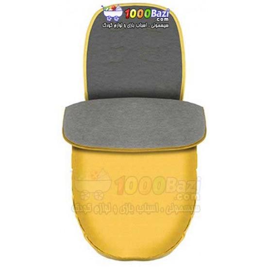 کالسکه تکی زرد گراکو طرح Graco Mineral Yellow