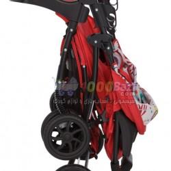 کالسکه و کریر قرمز مدل Graco Mirage Plus-Circus