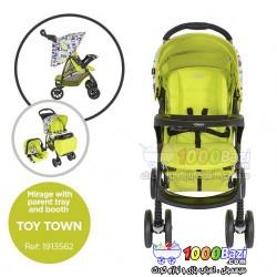 کالسکه و کریر فسفری کودک 0 تا 3 سال گراکو Graco Mirage Plus Toy Town