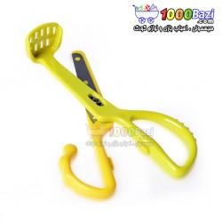 قیچی سه کاره غذای کودک Kidsme