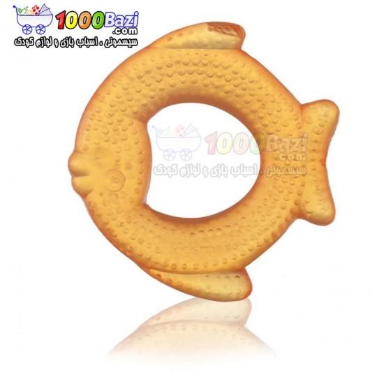 دندانگیر خنک کننده لثه نوزاد طرح ماهی kidsme