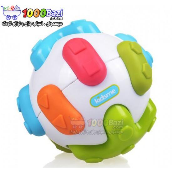 اسباب بازی توپ موزیکال کودک Kidsme