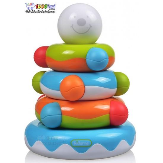 اسباب بازی پازل هوش و یادگیری Kidsme
