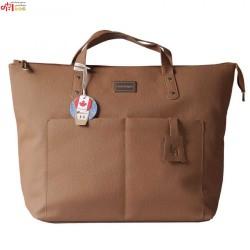 کیف لوازم مادر و نوزاد کوله پشتی شارلوت Louis Angels رنگ عسلی