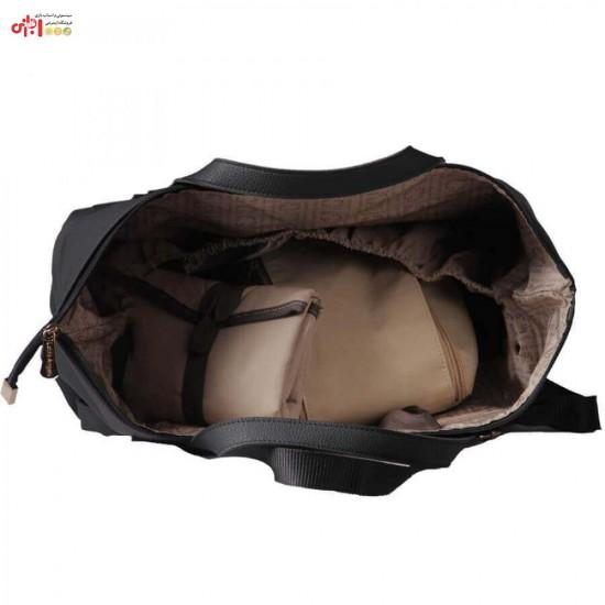 کیف لوازم مادر و نوزاد کوله پشتی شارلوت Louis Angels رنگ مشکی