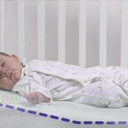 تشک درمان ریفلاکس نوزاد شیب 30 درجه با غلت گیر Moje