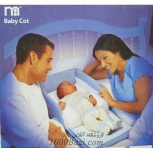 تخت و تشک همراه نوزاد Mothercare