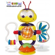 اسباب بازی 6 کاره طرح زنبور Munchkin