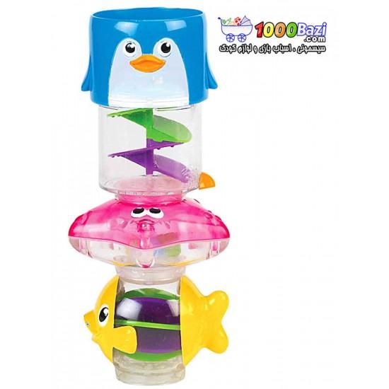 اسباب بازی آبچرخان مخصوص حمام Munchkin