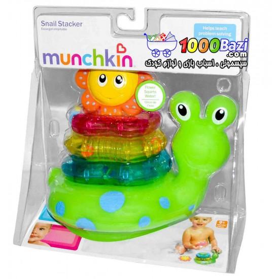 حلزون شناور حمام کودک Munchkin