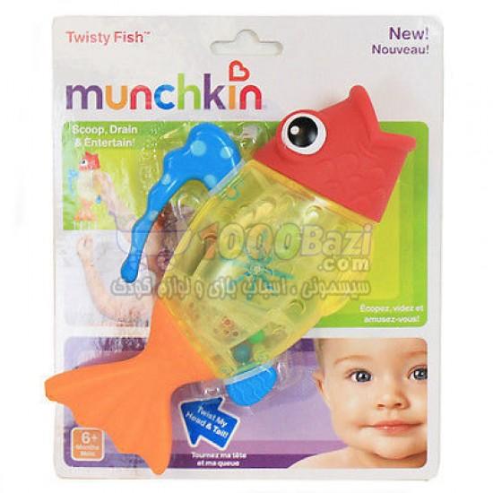 اسباب بازی ماهی آب پاش پیچی Munchkin