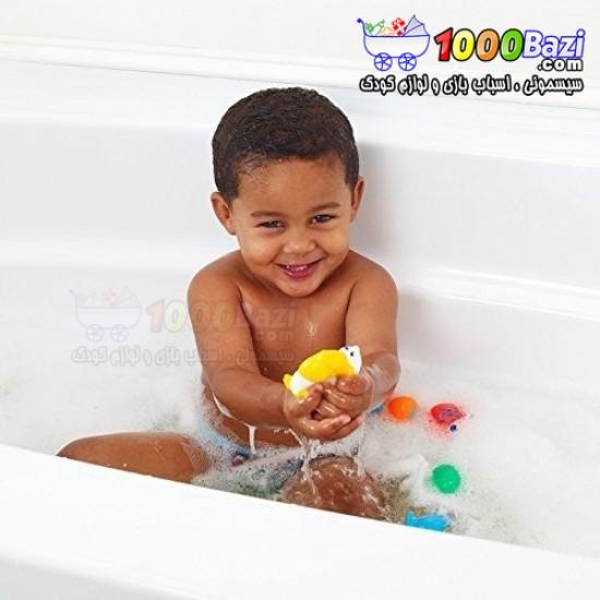 حیوانات دریایی آب پاش مخصوص حمام کودک Munchkin