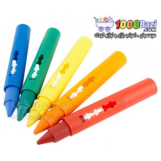 مداد رنگی مخصوص حمام Munchkin
