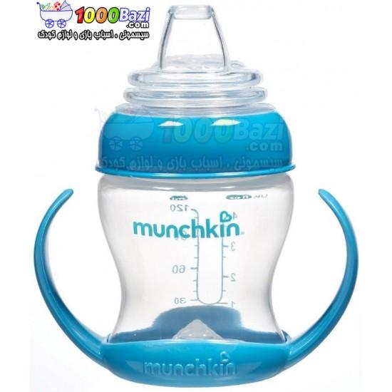 لیوان آبمیوه خوری انعطاف پذیر کودک Munchkin