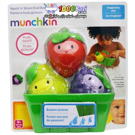 سبد میوه های آبپاش مخصوص حمام کودک Munchkin