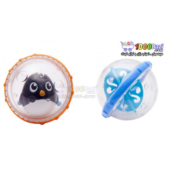 حباب های اسباب بازی شناور حمام Munchkin