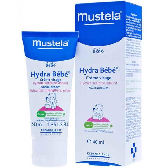 هیدرا ب ب صورت موستلا Mustela