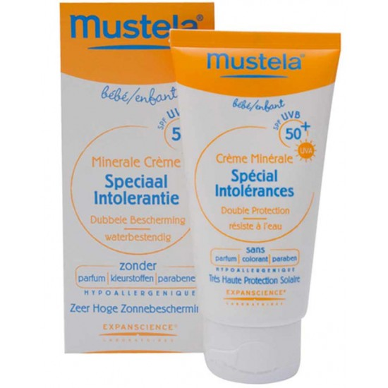 کرم ضد آفتاب کودکان موستلا Mustela