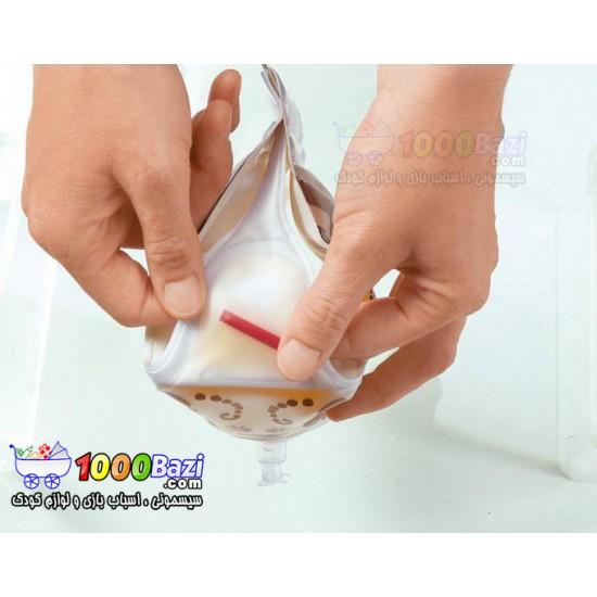 کاور گرم کننده شیشه شیر Nip