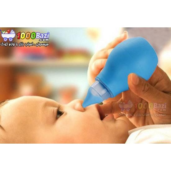 پوار بینی و سرنگ نوزاد Nuby